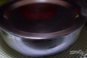 Простой пирог без начинки - фото шаг 7