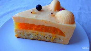 Муссовый торт тыквенный - фото шаг 6