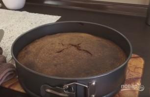Очень вкусный сливовый пирог-перевертыш - фото шаг 7