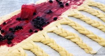 Пирог из варенья черной смородины - фото шаг 7