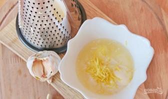 Салат с кальмарами и икрой - фото шаг 5