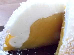 "Десерт ""Яйцо страуса"" - фото шаг 8"