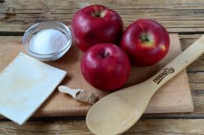 Фаршированные яблоки в духовке - фото шаг 1