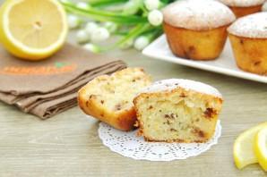 Творожные кексы с лимоном - фото шаг 10