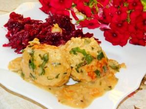 Томатно-сливочные тефтели  с соевым соусом - фото шаг 5