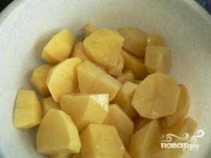 Котлеты с картошкой в духовке - фото шаг 6