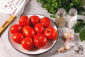 Газированные помидоры холодным способом - фото шаг 1