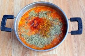 Суп из чечевицы «Масурдал» - фото шаг 8