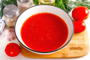 Испанский томатный соус - фото шаг 2