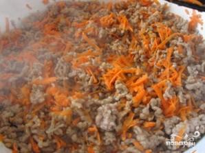 Капуста с мясным фаршем - фото шаг 5