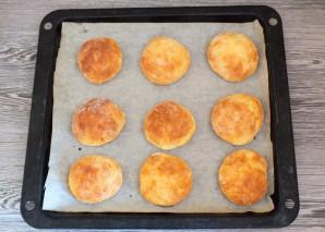 Кокосовое печенье с творогом - фото шаг 7