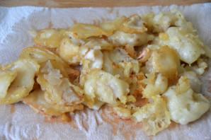 Кальмары в чесночном соусе  - фото шаг 20