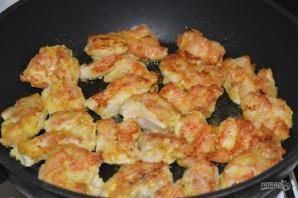 Куриная грудка жареная - фото шаг 8