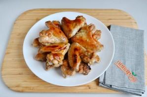 Простой маринад для курицы из меда и горчицы - фото шаг 4