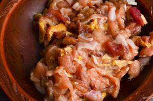 Домашняя колбаса в рукаве - фото шаг 6