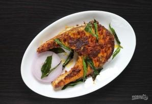 Рыба, жаренная по-азиатски - фото шаг 4