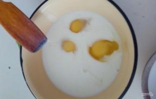 Рецепт якутской лепешки - фото шаг 1