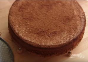 Торт с клубникой - фото шаг 4