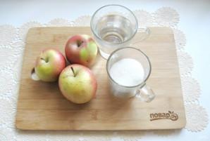 Компот из яблок в мультиварке - фото шаг 1