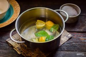 Напиток с мятой и лимоном - фото шаг 6