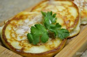 Сырники без яиц на сковороде - фото шаг 5