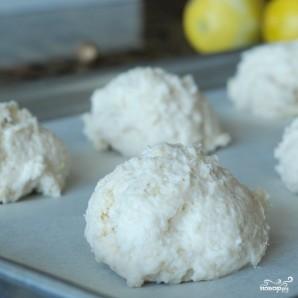 Песочное печенье с ежевикой и взбитыми сливками - фото шаг 6