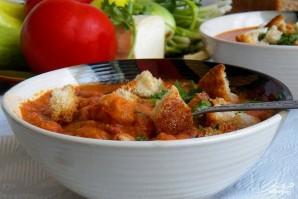 Фасолевый суп-пюре - фото шаг 8