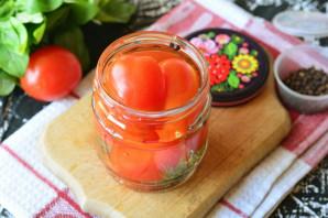 Сладкие помидоры с лимонной кислотой на зиму - фото шаг 6