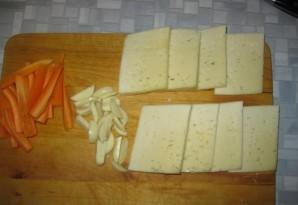 Котлеты в фольге в духовке - фото шаг 4