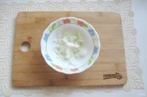 Салат со свининой и солеными огурцами - фото шаг 3