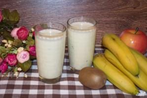 Коктейль из киви и банана - фото шаг 5
