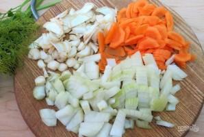 Щавельный суп с яйцом - фото шаг 4