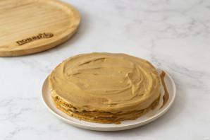 Торт без яиц и молока - фото шаг 13