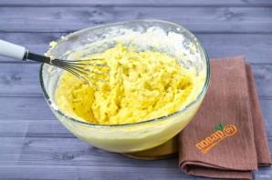 Простой лимонный пирог с глазурью - фото шаг 3