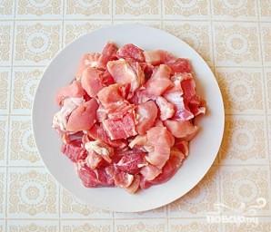 Свинина в китайском стиле - фото шаг 1