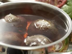 Салат с куриным филе и свеклой - фото шаг 1