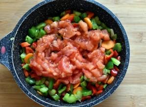 Острый картофельный суп - фото шаг 5