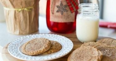 Простое печенье с корицей - фото шаг 5