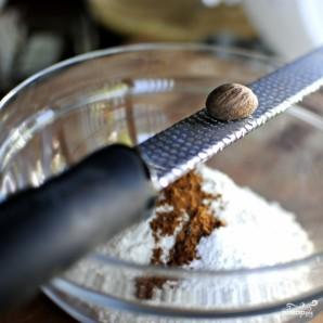 Яблочный торт - фото шаг 8