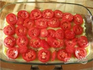 Картофельная запеканка с грибами и помидорами - фото шаг 6