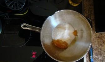 Медовый торт с карамельным кремом - фото шаг 2