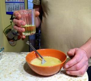 Горчичный соус для селедки - фото шаг 4