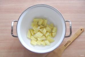 Щи из свежей капусты без зажарки - фото шаг 2