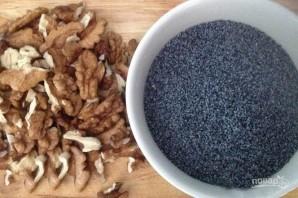 Ореховые пирожки без муки - фото шаг 1