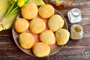 Беляши с мясом и картошкой в духовке - фото шаг 10