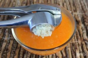 Овощной суп-пюре с брынзой - фото шаг 5