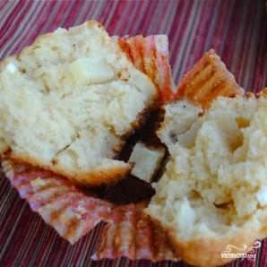 Имбирные маффины с яблоками - фото шаг 13