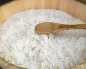 Рис на роллы - фото шаг 8