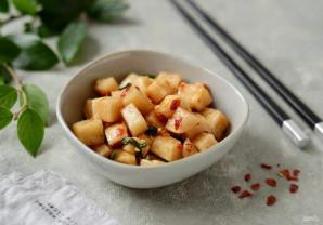 Кимчи из дайкона - фото шаг 7