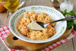 Паштет из куриной грудки с морковью и луком - фото шаг 8
